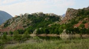 Le village perché d'Organya