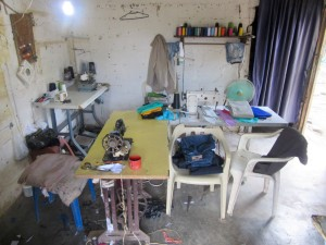 Petite entreprise de couture