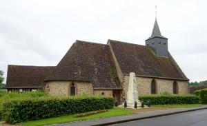 Eglise de Chapelle-Guillaume