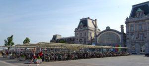 Parking gare Ostende