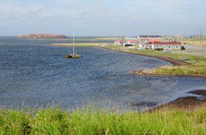 Lagune de Havre aux Maisons
